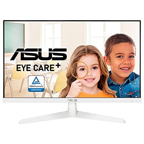 ASUS VY249HE 60,5 cm (23,8 Zoll) Eye-Care Monitor (Full HD, 75Hz, IPS, FreeSync,...