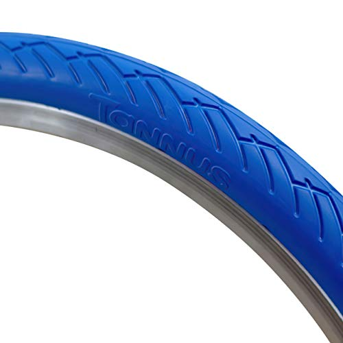 Tannus Tire Airless 16' x 1.25 (Brompton) DUAL Size (32-349) (32-355) Reifen...