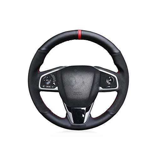 HEIZIJIA für Honda Civic 10 2016~2019 CRV CR ~ V 2017~2019 Klarheit DIY Schwarz...