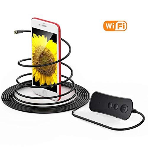 GXFC WiFi Endoskop mit Zwei Linsen, HD Endoskopkamera, wasserdichte...