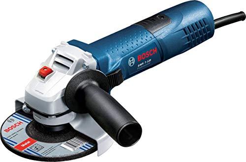 Bosch Professional Winkelschleifer GWS 7-125 (720 Watt, Scheiben-Ø: 125 mm, im...