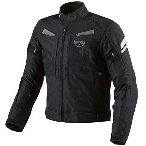 JET Motorradjacke Herren Textil Wasserdicht Winddicht Mit Protektoren...