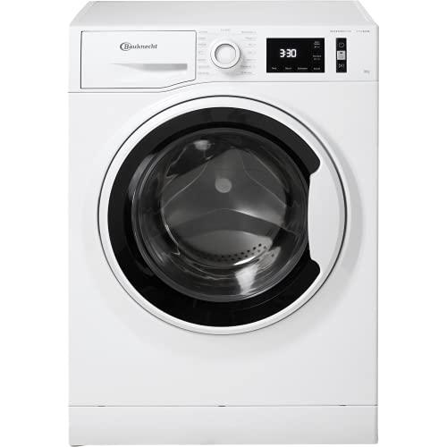 Bauknecht WM 811 C Waschmaschine, 8 kg, 1400 U/Min, Energieeffizienzklasse C