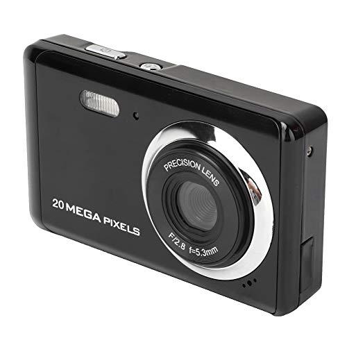 Smart Camera, 8.0 MP COMS Digitalkamera 4X Optischer Zoom Pocket-Kamera 3.0''...