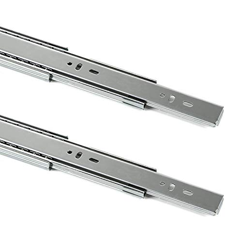 SOTECH 1 Paar Vollauszüge KV2-45-H45-L350-SC mit SoftClosing Höhe 45 mm,...