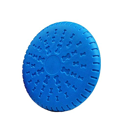 MEANTOBE Hunde-Frisbee Spielzeug & Hunde-Frisbees, weiches Gummi,...