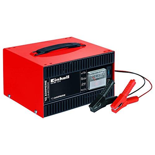Einhell Batterie-Ladegerät CC-BC 10 E (12 V, für Batterien von 5-200 Ah,...