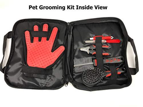 Pamper your Pets (kukur & biralo) Fellpflegeset – geeignet für Hunde und...