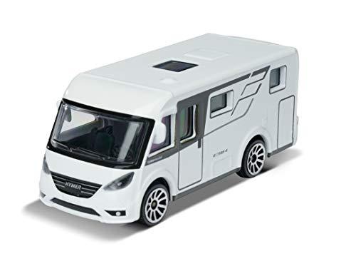 Majorette 212057601Q02 Explorer Hymer Mobil Exsis-i, Camper, Wohnmobil, Camping,...