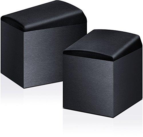 Onkyo SKH-410(B) Lautsprechersystem für Dolby Atmos (100 W Eingangsleistung,...