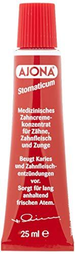 Dr. Rudolf Liebe Nachfolger Ajona Stomaticum medizinisches Zahncremekonzentrat,...