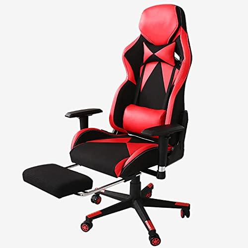 huasa Gaming Stuhl/Büro-/ Schreibtischstuhl,Atmungsaktivem Weichen...