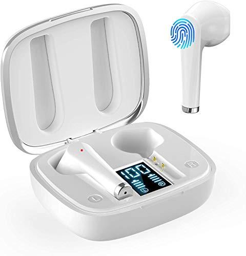 AMZLIFE Bluetooth Kopfhörer in Ear Kabellos Kopfhoerer True Wireless Bloototh...