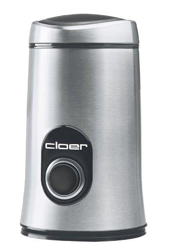 Cloer 7579 Elektrische Kaffeemühle / 150 W / für 50 g Kaffeebohnen /...