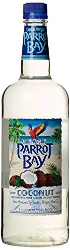 Captain Morgan Parrot Bay Coconut Rum (1 x 1 l)
