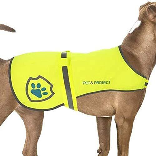 SlipDoctors Premium-Hundeweste, reflektierend, hohe Sichtbarkeit,...