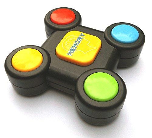 Brigamo Memory Buzzer mit Licht & Sound, Memory Lernspielzeug für Kleinkinder,...