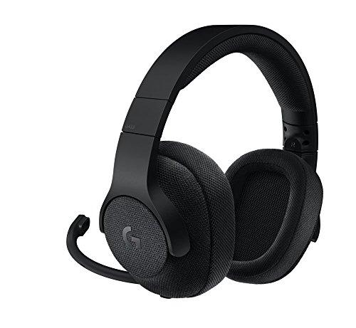 Logitech G433 Gaming-Headset, 7.1 Surround Sound, DTS Headphone:X 3D, 40mm Pro-G...