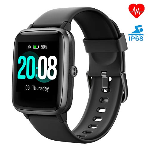 Smartwatch, LIFEBEE Fitness Armband Fitness Tracker Voller Touch Screen Smart...