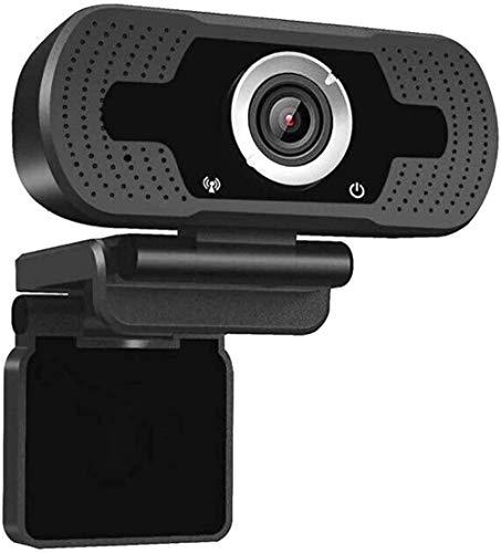 Full HD 1080P Webcam mit Mikrofon und USB-Web-Kamera, Full HD Video-Anruf und...