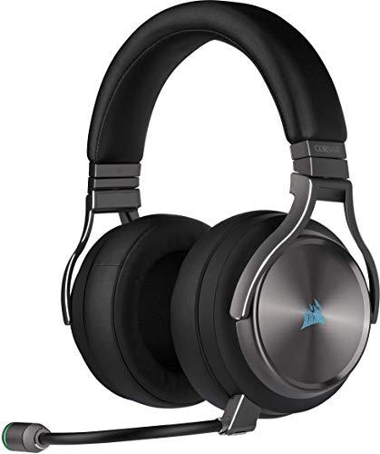 Corsair Virtuoso RGB Wireless SE High-Fidelity Gaming Headset (Slipstream...