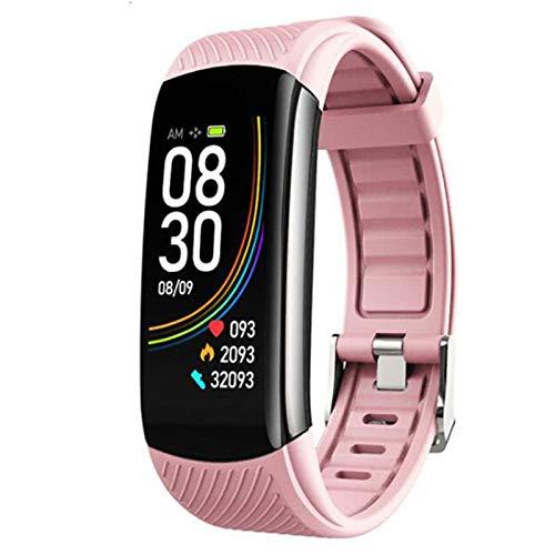 Gesundheits- und Fitness-Smart Watch, Kalorienzähler mit Pulsuhren...