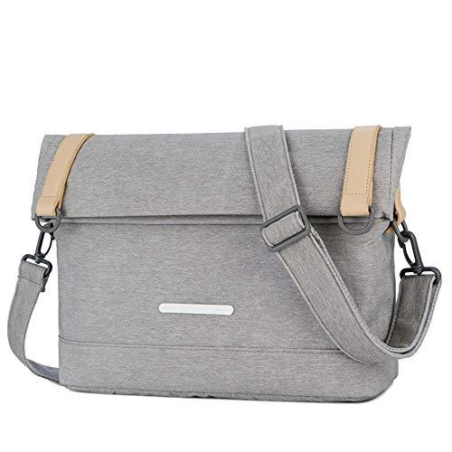 AZJXC Laptop-Tasche Faltbare und tragbare Umhängetasche Einfache und...