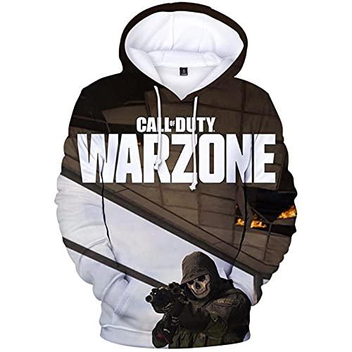 YDYFC Call of Duty Unisex 3D Kapuzenpullover Herren Langarmshirt Pullover...