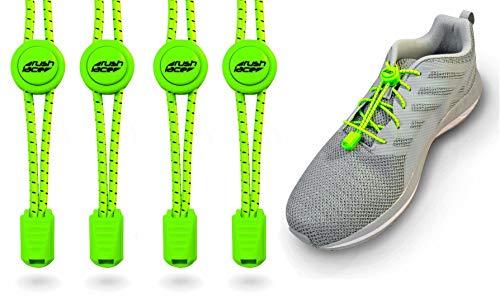 Rush Lace - Elastische Schnürsenkel mit Schnellverschluss - in 10 Farben -...