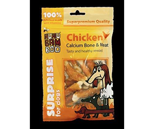 Huhubamboo Huhn Knochen mit calcium 75 g, Huhubamboo, Stöcke und Fleisch-snacks...