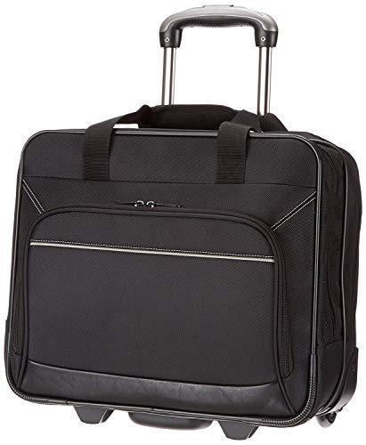 AmazonBasics Laptop ZH1310215R3 -Rollkoffer / Trolley für Notebooks bis...