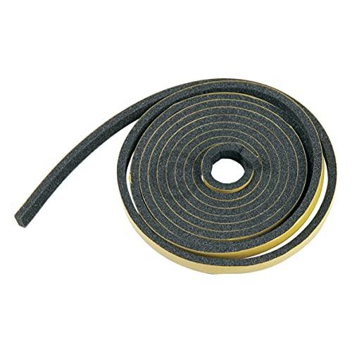 Dichtband kompatibel mit SIEMENS 00612125 2,2m 9x4mm für Einbau Kochfeld