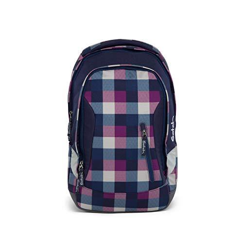 satch Sleek Berry Carry, ergonomischer Schulrucksack, 24 Liter, extra schlank,...