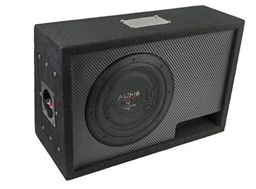 Audio System R 08 Flat BR Active EVO Subwoofer + Monoamplifier R 08 Flat +...
