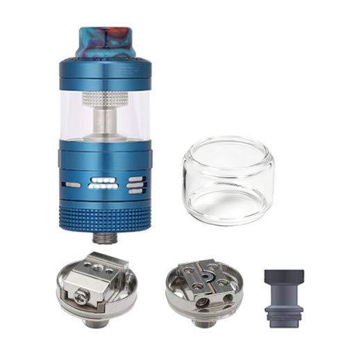 Steam Crave Aromamizer Supreme V3 Advanced RDTA Verdampfer 6ml   7ml Farbe Blau
