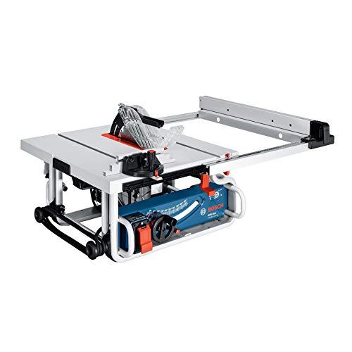 Bosch Professional Tischkreissäge GTS 10 J (Sägeblatt-Ø: 254 mm, 1.800 Watt,...