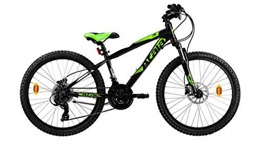 Atala Mountain Bike Race PRO Neues Modell 2020, 24 Zoll HD, Einheitsgröße 33...