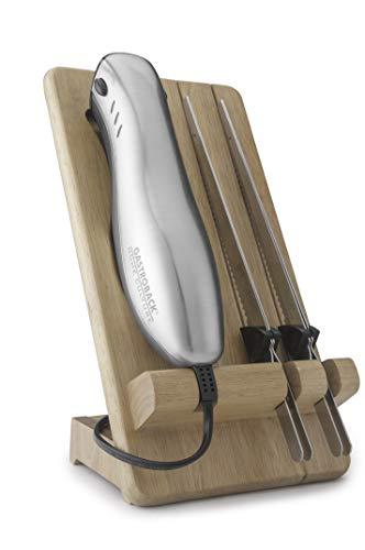 Gastroback 41600 Home Culture-Design Elektro Messer, INOX-Touch-Gehäuse, 120...