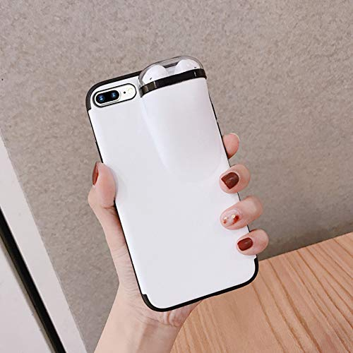 Ysimee Premium Silikon Handyhülle kompatibel mit iPhone 7 Plus/ 8 Plus, Ultra...