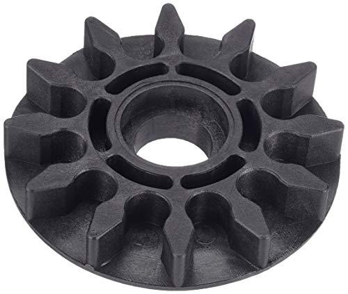Croozer Unisex– Erwachsene Bremsteller-3092016002 Bremsteller, Schwarz, One...