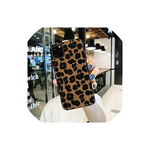 Schutzhülle für iPhone 11 11pro max 7 8 Plus xs xr max Fashion Plüsch...