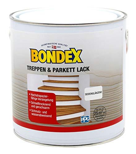 Bondex Treppen & Parkett Lack Seidenglänzend 5 l - 428992