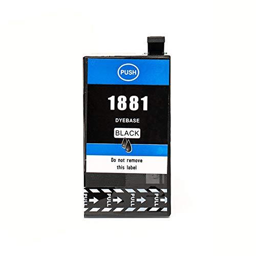 Tintenpatronen, Farbsatzpatronen, geeignet für Epson T1881-Druckerpatronen,...