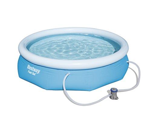 Bestway Fast Set Pool, rund, blau, 305 x 76 cm