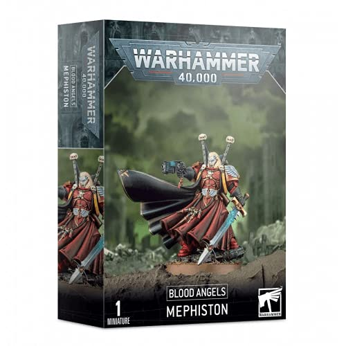 Games Workshop Blood Angels - Mephiston, Lord of Death