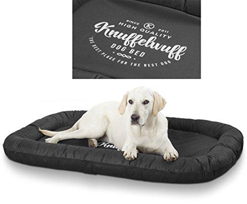 Knuffelwuff 13981-004 Bedrucktes, wasserfestes In und Outdoor Hundebett,...