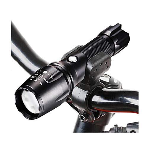 G.Y.XUAN Fahrradlicht, Blendung der Taschenlampen-R9 wieder aufladbares...
