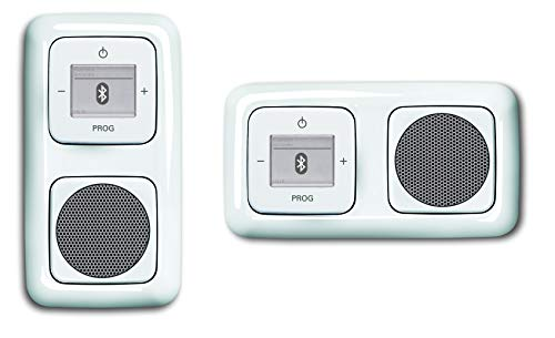 Busch Jäger Unterputz UP Bluetooth Radio (8217U) ReflexSI alpinweiß...