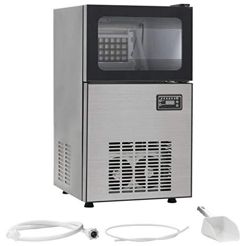 Eiswürfelbereiter Schwarz 420 W 45 kg / 24 h