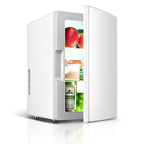 SLOONH Tragbarer Auto-Kühlschrank 18L Hohe Kapazität Elektrischer Kühler Und...